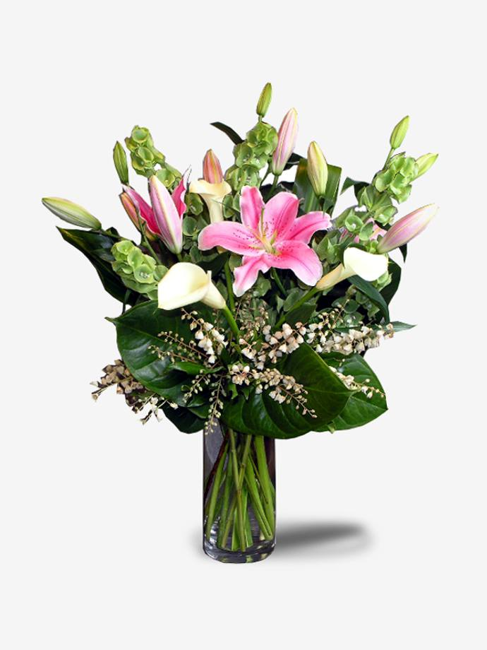 Stunning & Sweet Tiger Lilies Arrangement
